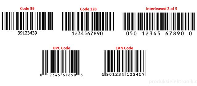 cara membuat barcode di word
