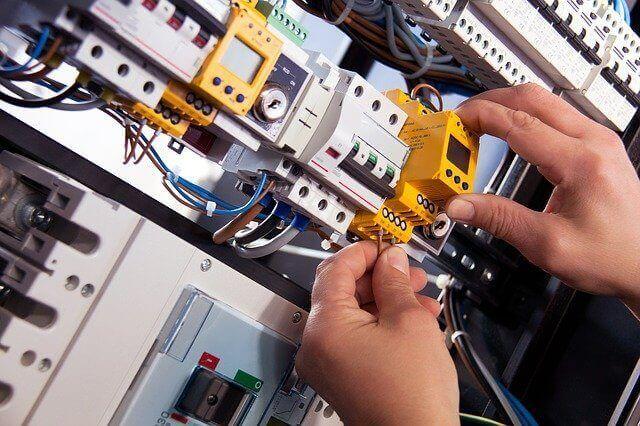 contoh instalasi listrik