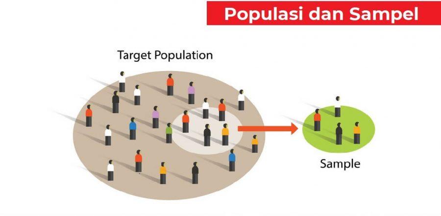 perbedaan populasi dan sampel