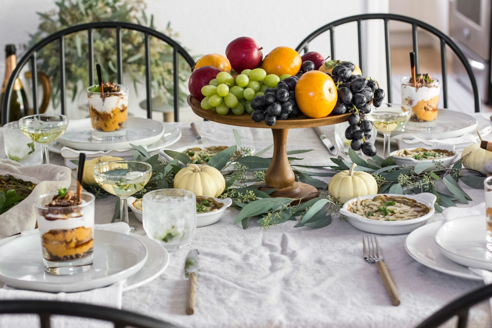 Indian-Inspired Holiday Feast with Amy's Kitchen