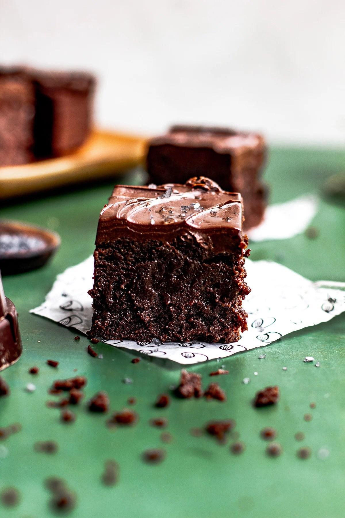 Paleo CBD Brownies