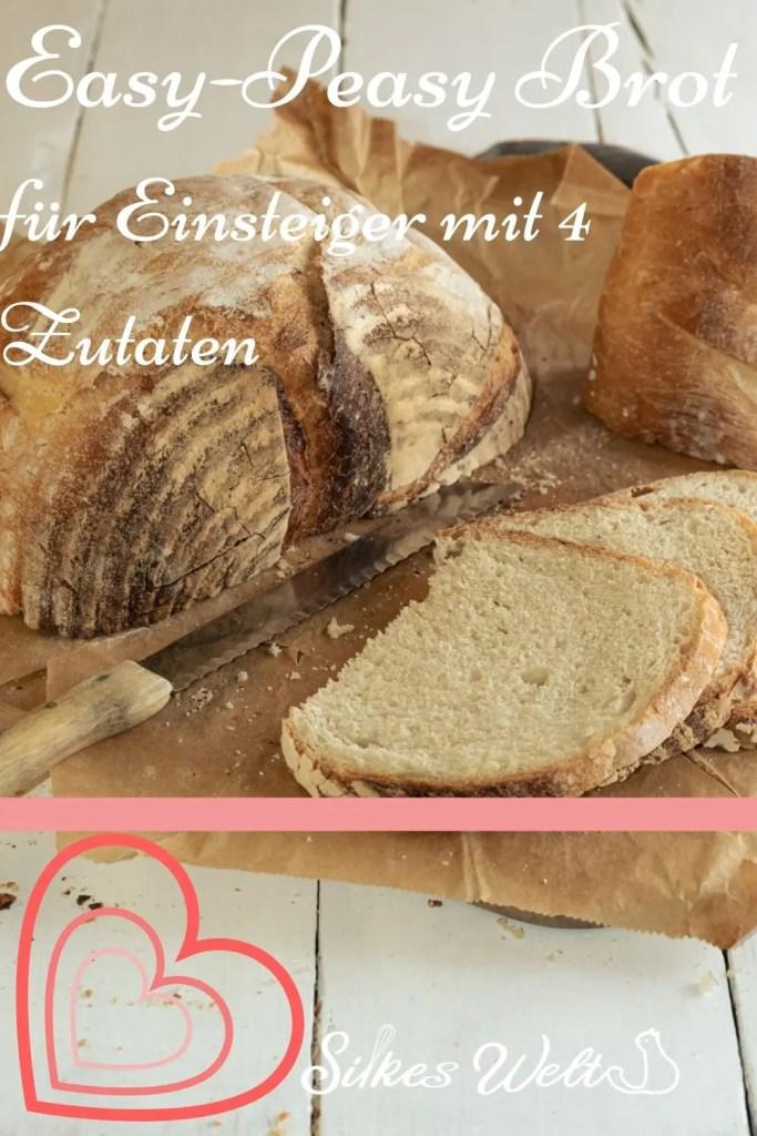einfach, schnell Brot backen vegan Rezept