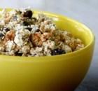 Nussmüsli mit Kokoschips und nur 32 g Kohlenhydraten