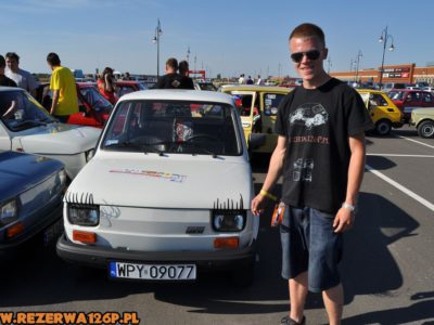 Sz. P. Bonus prezentuje najnowszy krzyk mody na samochodzie Grabarr
