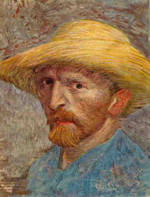 Vincent Van Gogh Rezinate'
