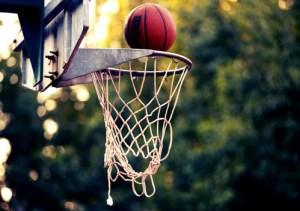 Строительство баскетбольной площадки
