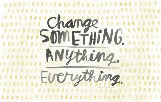 change something1