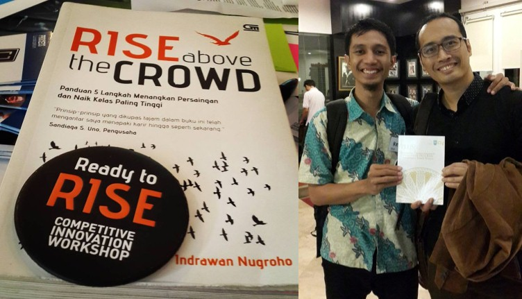 5 langah rise above the crowd