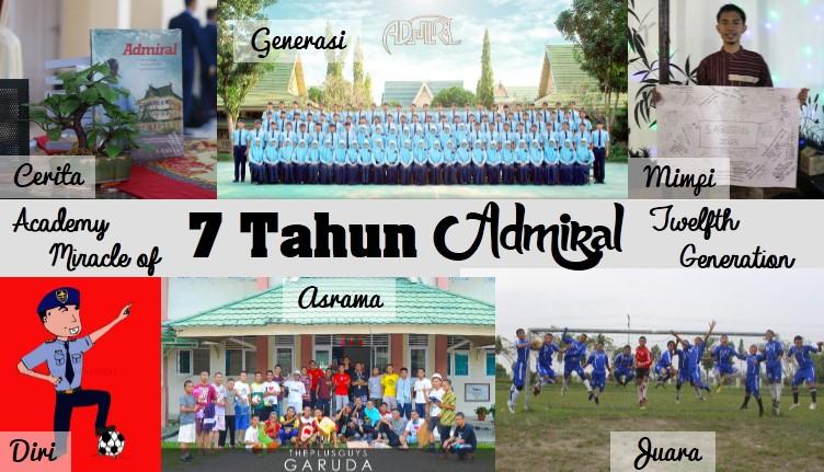 7 tahun admiral
