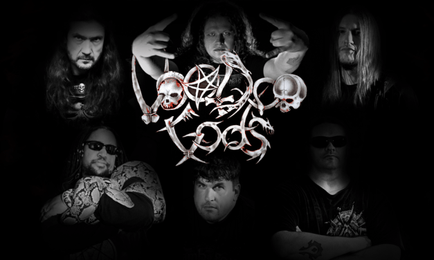 "VOODOO GODS Release Lyric Video For New Single ""Rise of the Antichrist"" New Album ""The Divinity Of Blood"" on May 15th, 2020"