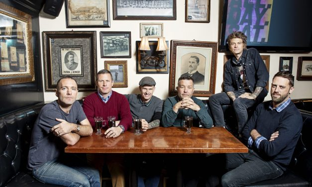 "Dropkick Murphys ""Streaming Outta Fenway"" With Special Guest Bruce Springsteen – May 29 From The Infield At Fenway Park In Boston; Presented By Pega"