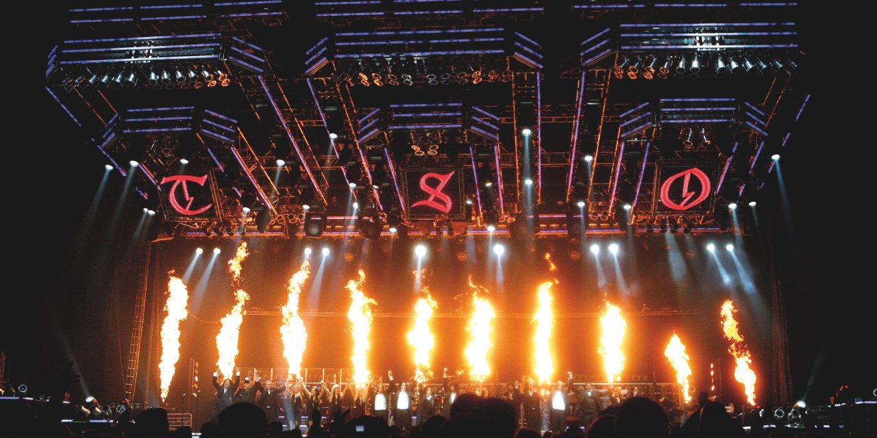 HAVE YOU EVER WANTED TO PLAY WITH Trans-Siberian Orchestra?
