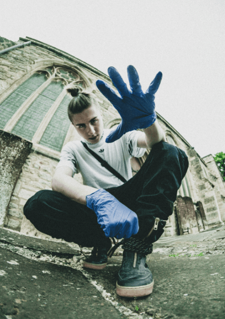 The UK's Trap Metal Prodigy BVDLVD Comes All Guns Blazing On 'LUNATIC' – Available Everywhere Now
