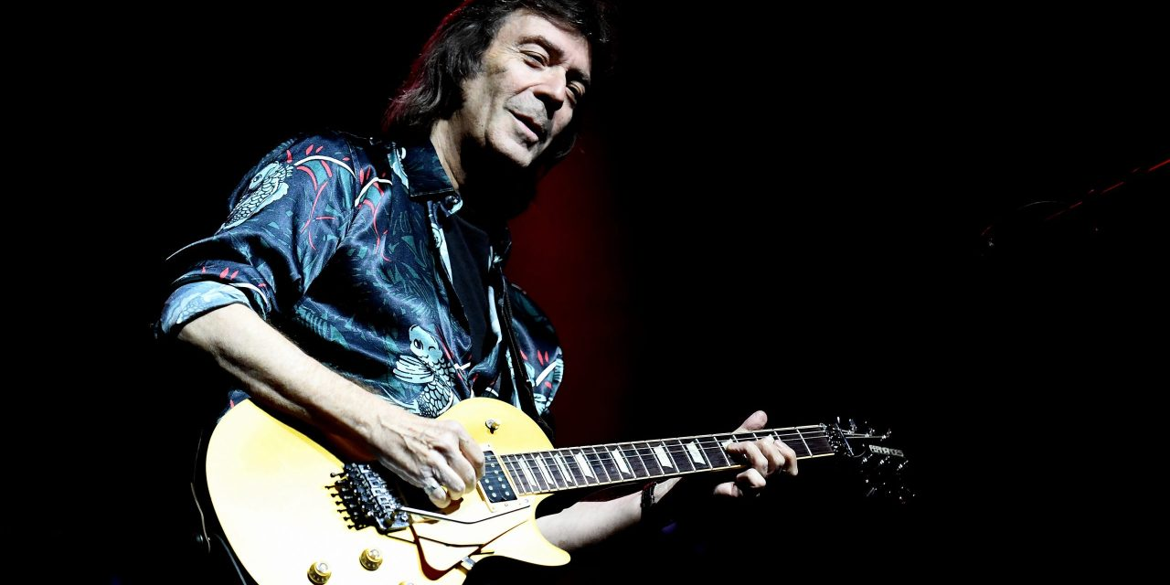 """Steve Hackett's """"Genesis Revisited: Live at The Royal Albert Hall"""" to be released on vinyl and as 360 Reality Audio for the first time in June. Listen to a remastered version of 'Dancing With The Moonlit Knight'!"""