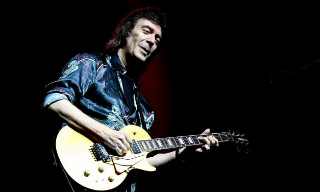 "Steve Hackett's ""Genesis Revisited: Live at The Royal Albert Hall"" to be released on vinyl and as 360 Reality Audio for the first time in June. Listen to a remastered version of 'Dancing With The Moonlit Knight'!"
