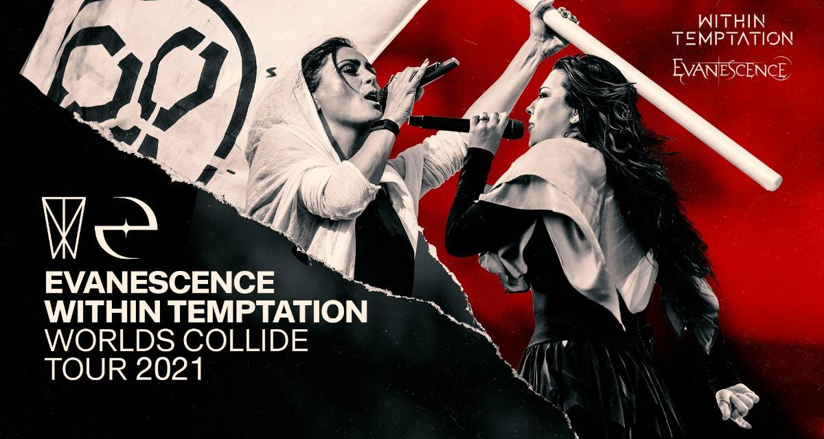 Within Temptation – The Worlds Collide Tour: postponed to 2021