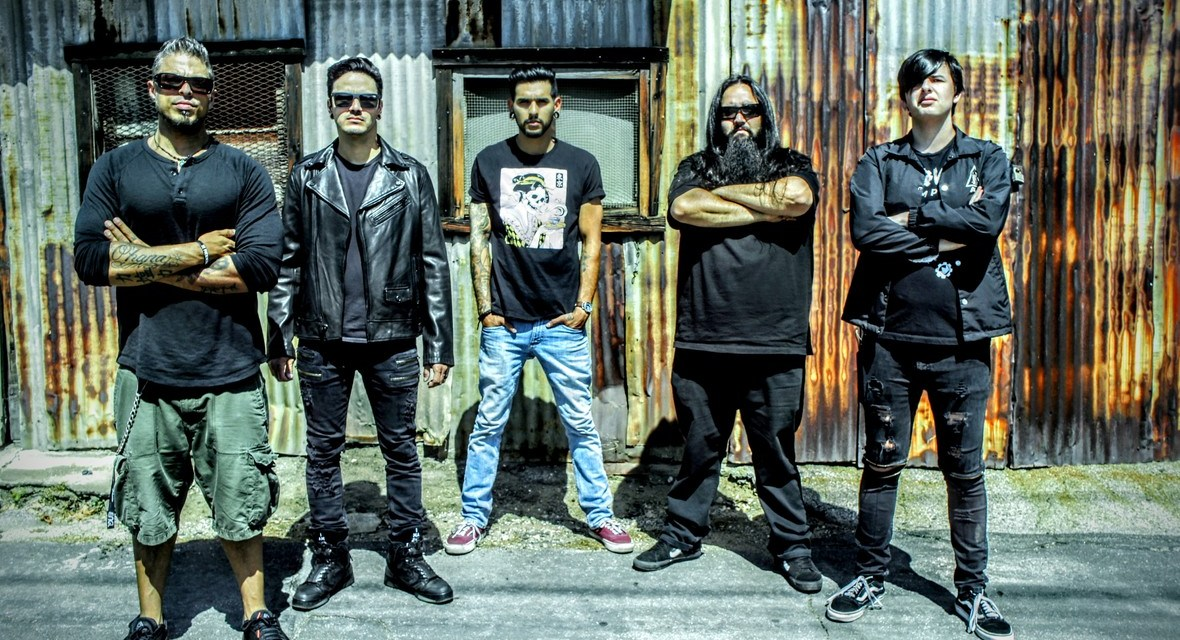 """Los Angeles Band Ænly Release New Single Titled  """"Up In Smoke"""" to All Digital Outlets!"""