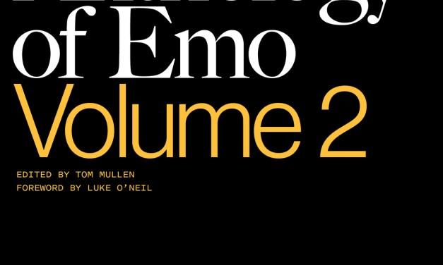 Anthology of Emo: Volume 2 Available September 2020