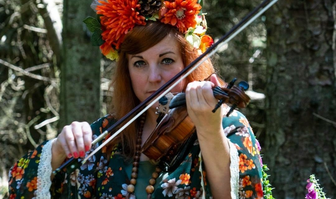 Elfin Bow To Play Woodland Skills Centre, Bodfari, North Wales. Sunday 6th September 2020