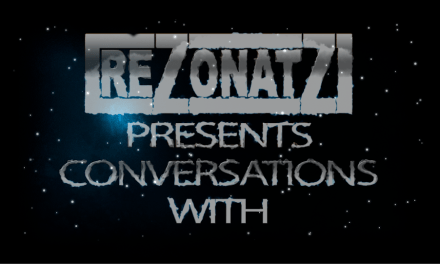 ReZonatZ Exclusive Video Interview With Multi-instrumentalists Synth-Rock/Pop Artist Blake