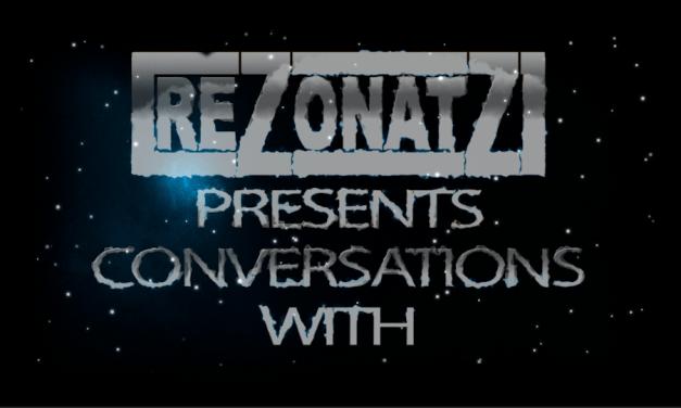 ReZonatZ Exclusive Video Interview With Multi-instrumentalists Synth-Rock/Pop Artist Blake