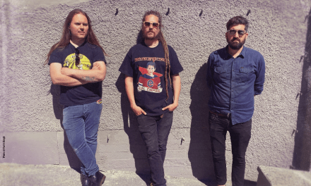 Rikard Sjöblom's Gungfly – new album 'Alone Together' out now; live-streamed show announced