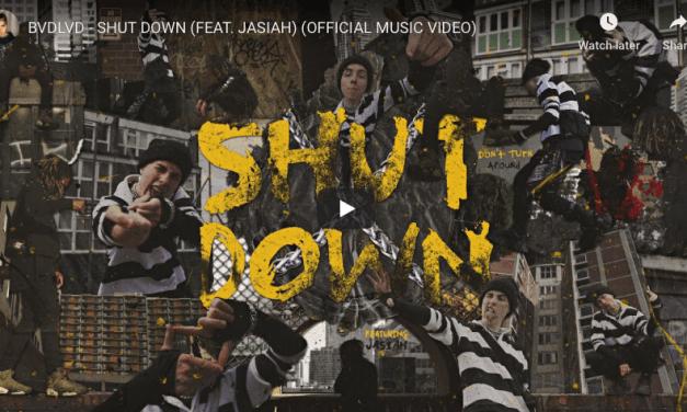 "UK Trap Metal Alchemist BVDLVD Drops New Music Video For ""SHUT DOWN"" (Ft. Jasiah)"