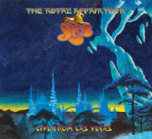 YES to Release: The Royal Affair Tour