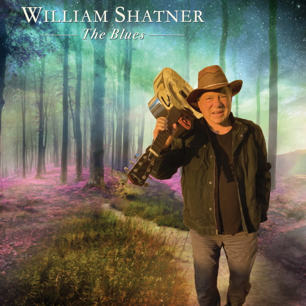 "WILLIAM SHATNER And Guitar Legend RITCHIE BLACKMORE Collaborate On New Single ""The Thrill Is Gone"" From Forthcoming Album THE BLUES!"