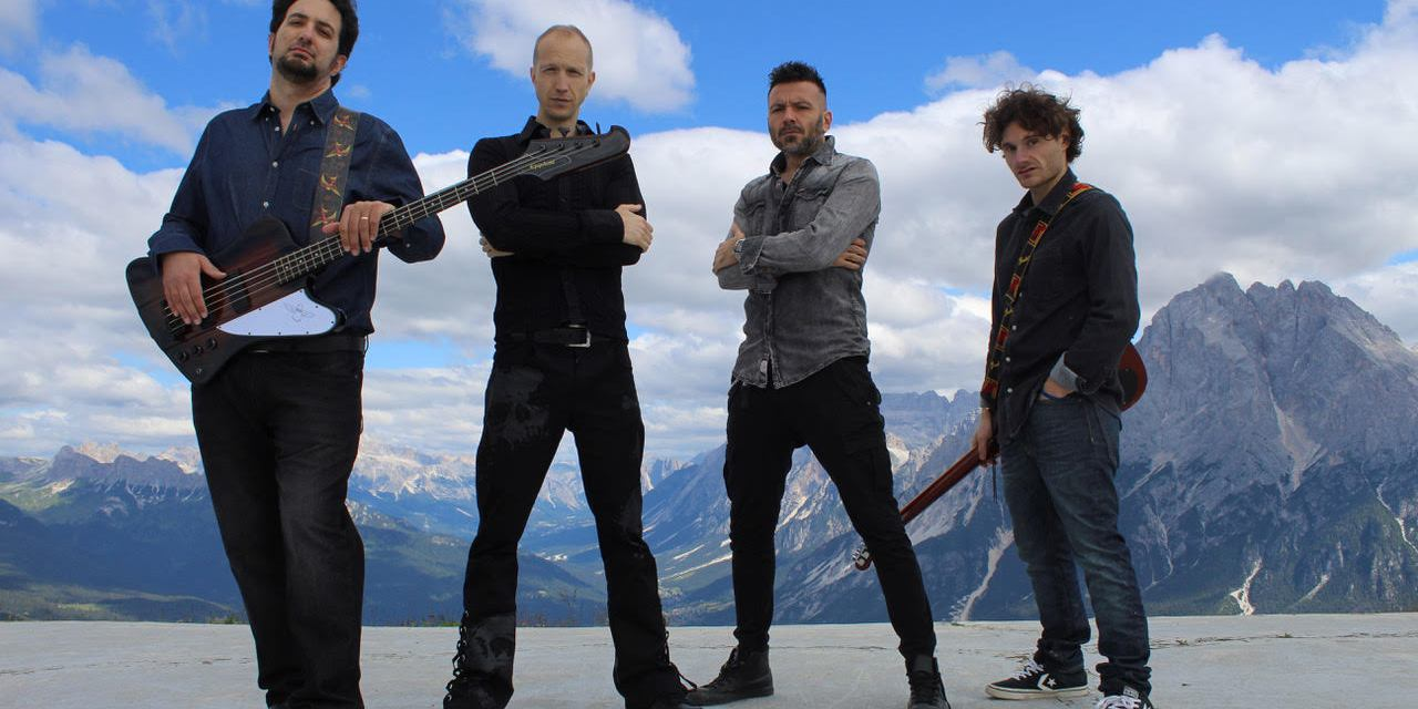 Italian Symphonic Metal band Agarthic Sign with Frontiers Music Srl