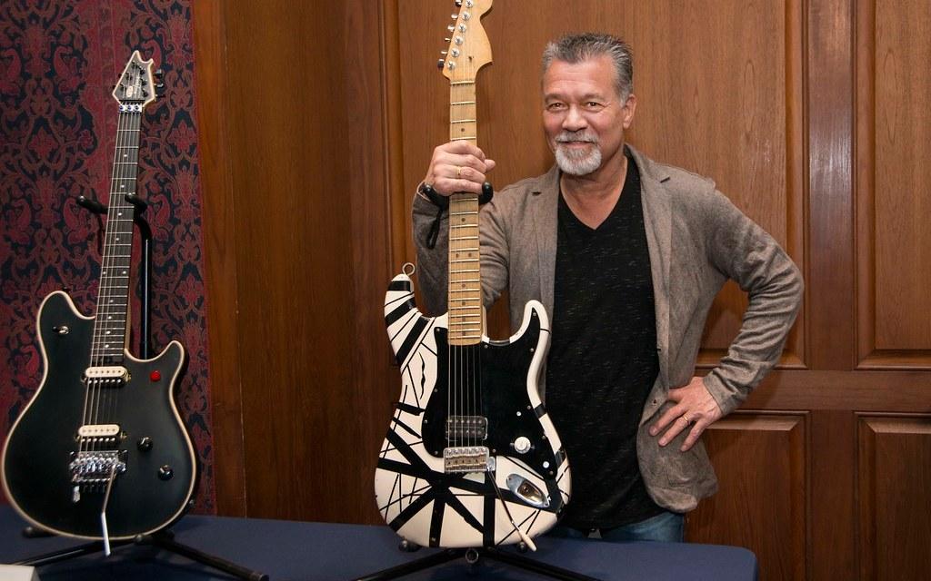 Guitar Legend Eddie Van Halen Loses Battle with Cancer