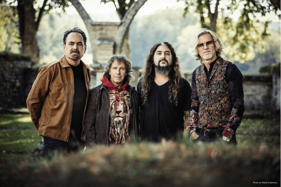 Transatlantic invite you to enter 'The Absolute Universe' on the fifth studio album!