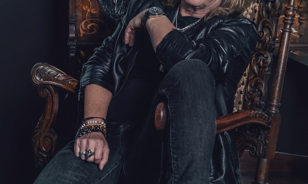 Pretty Maids Frontman Ronnie Atkins Signs With Frontiers Music SRL For Solo Album