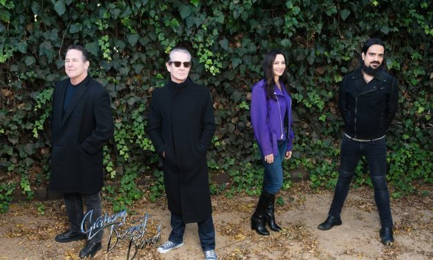 Graham Bonnet Has Announced That he is Currently Recording a New Studio Album