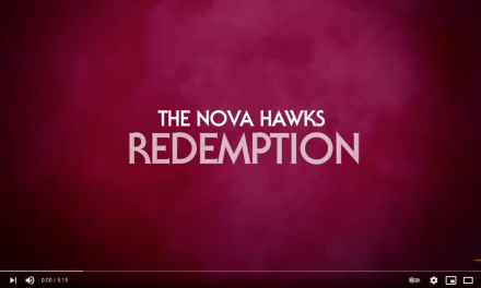 "Watch The Nova Hawks Video ""Redemption"" From New Album ""Redemption"" Out February 12 on Frontiers Music Srl"