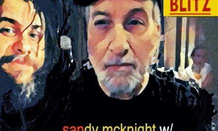 "SANDY MCKNIGHT & FERNANDO PERDOMO Release Second EP ""San Fernando Blitz"""