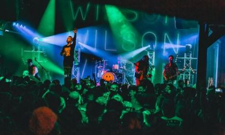 "Wilson Announce 'Thank You, Goodnight. LIVE' – Available January 29; ""Dumptruck"" Out Now"