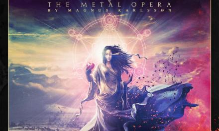 MAGNUS KARLSSON ANNOUNCES NEW PROJECT HEART HEALER, AN EPIC METAL OPERA
