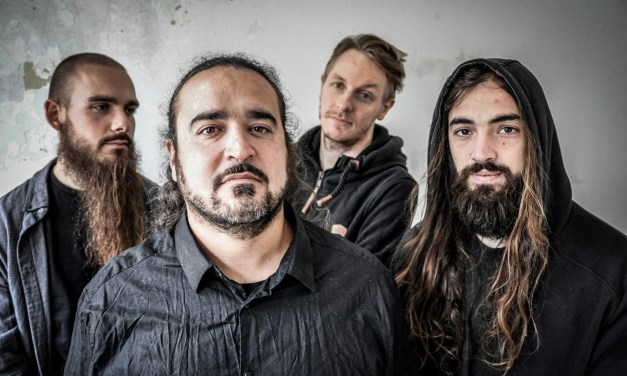 "French math-metal/progressive engineers Vertex premiered new single + music video ""Following Arrows"""