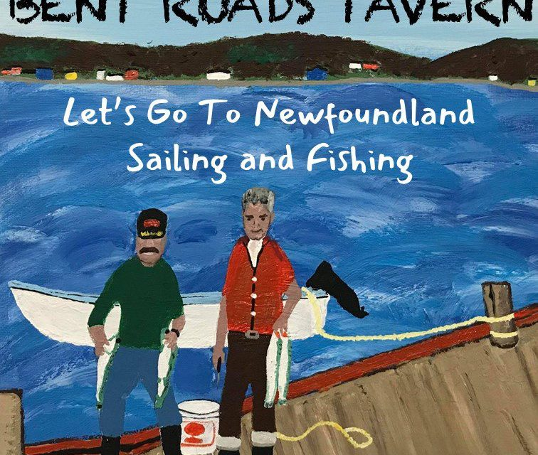 Pre-Save Let's Go To Newfoundland Now!