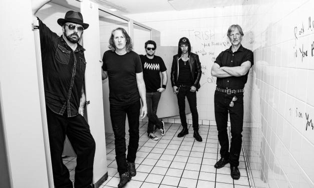 "Alt-Rock Hitmakers SPONGE Announce New Album LAVATORIUM, Release First Single & Video For ""STITCH!"""