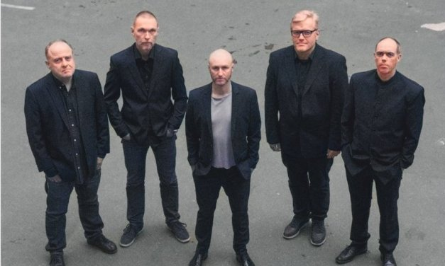 Norwegian-UK post-punk outfit Permafrost presents timely single 'Restore Us'