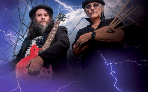 Drum Legend CARMINE APPICE & FERNANDO PERDOMO Form New Music Duo & Release the All-Instrumental Powerhouse Album ENERGY OVERLOAD on Cleopatra Records