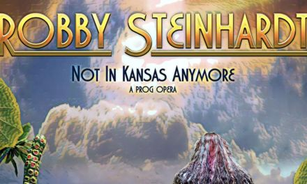 Legendary Kansas Violinist and Vocalist Robby Steinhardt's Solo Album Not in Kansas Anymore to be Released October 25, 2021