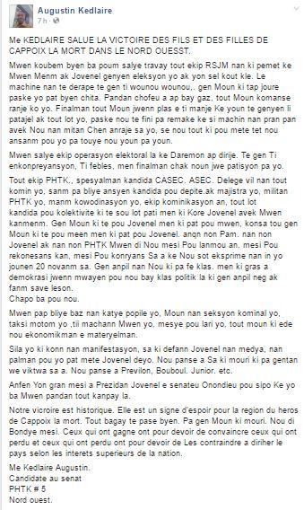 kedlare-statement