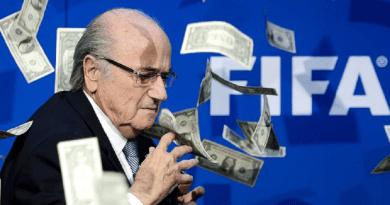 Corruption : la fille de 10 ans d'un membre de la Fifa a reçu 2 millions de dollars