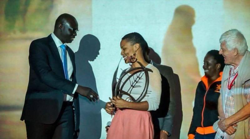 Cinéma : Gessica Généus décroche le «Grand prix Jury 2017» au Sénégal