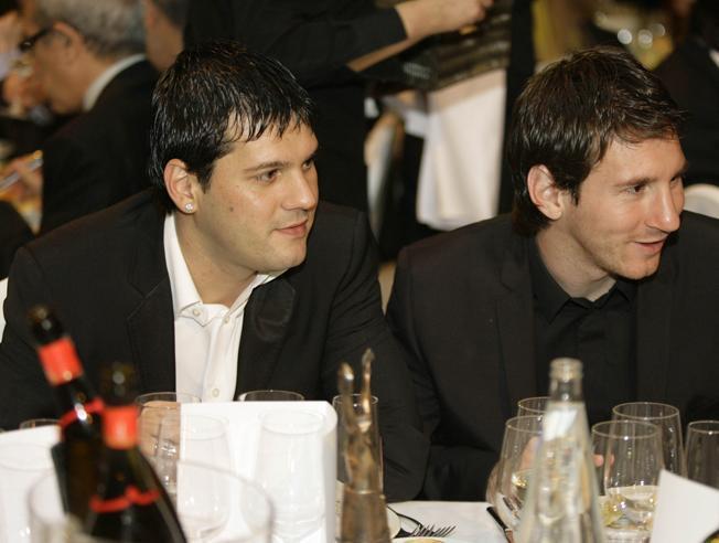 Le frère de Lionel Messi condamné pour port d'arme illégal — Argentine