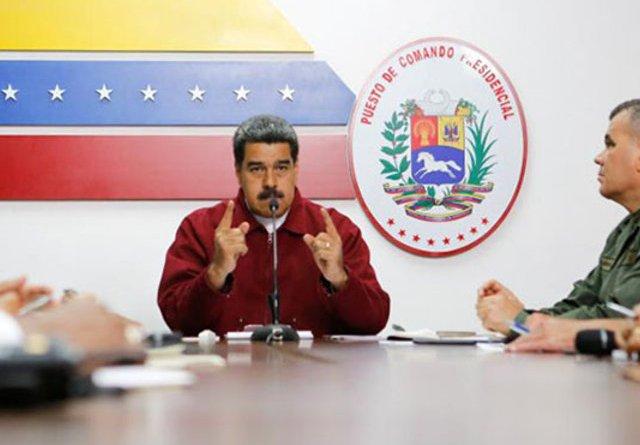 Maduro accuse Juan Guaido de «planifier son assassinat»