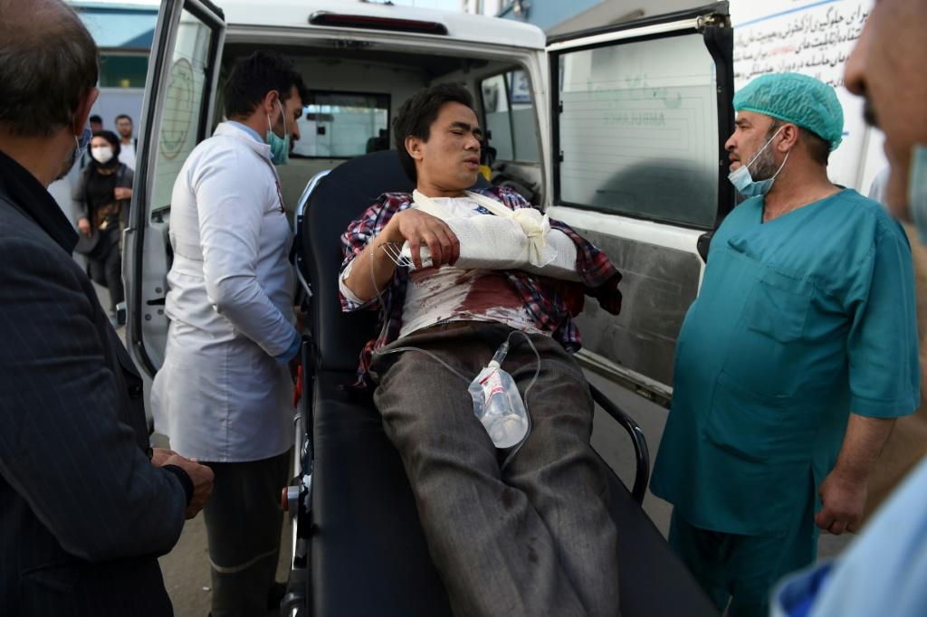 Afghanistan : l'université de Kaboul frappée par une violente attaque meurtrière